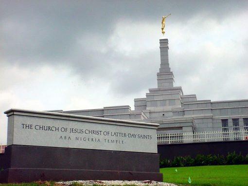 LDS Temple – Aba Nigeria