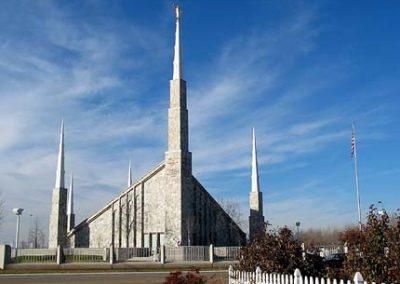 LDS Temple – Boise Idaho