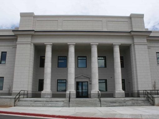 Frank E Moss Courthouse