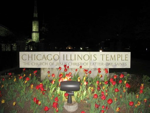 LDS Temple – Chicago Illinois