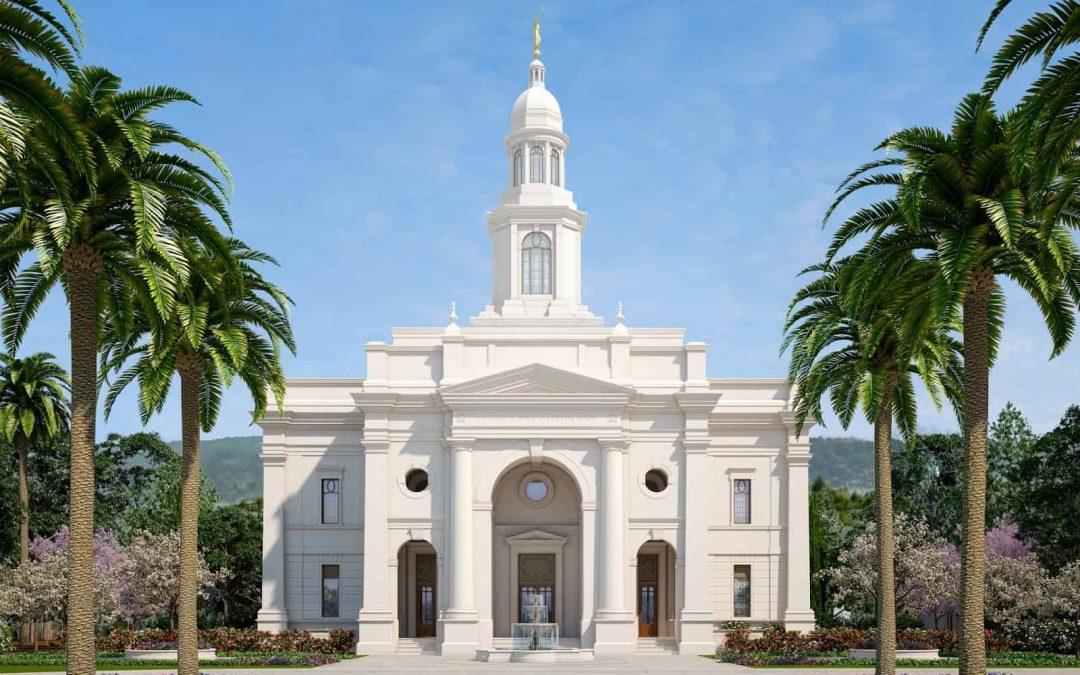 LDS Temple – Concepcion Chile
