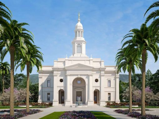 LDS Temple – Concepcion Chile