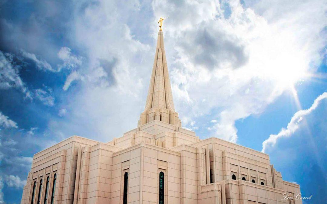 LDS Temple – Gilbert Arizona