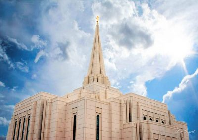 LDS Temple – Gilbert Arizona