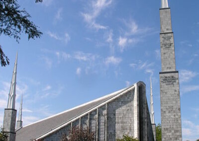 LDS Temple – Chicago Illinois